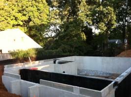 Bethesda Concrete Foundation 2