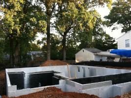 Bethesda Concrete Foundation