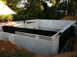 Bethesda Concrete Foundation 3