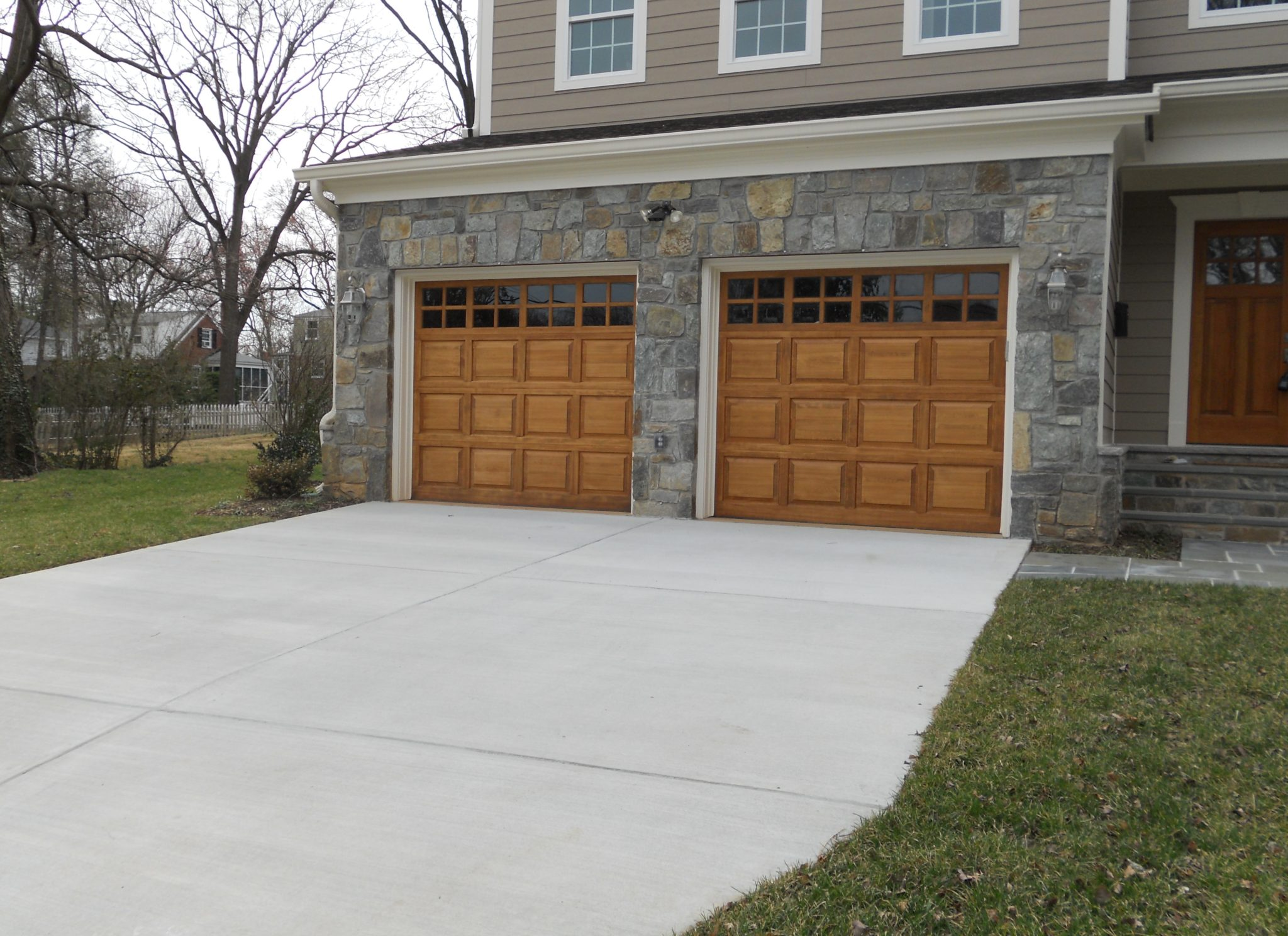 Concrete Driveway Paving for Maryland Homeowners | Bartley Corp
