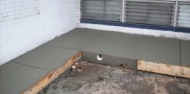 Exterior Concrete, Foundation Repair, and Foundation work