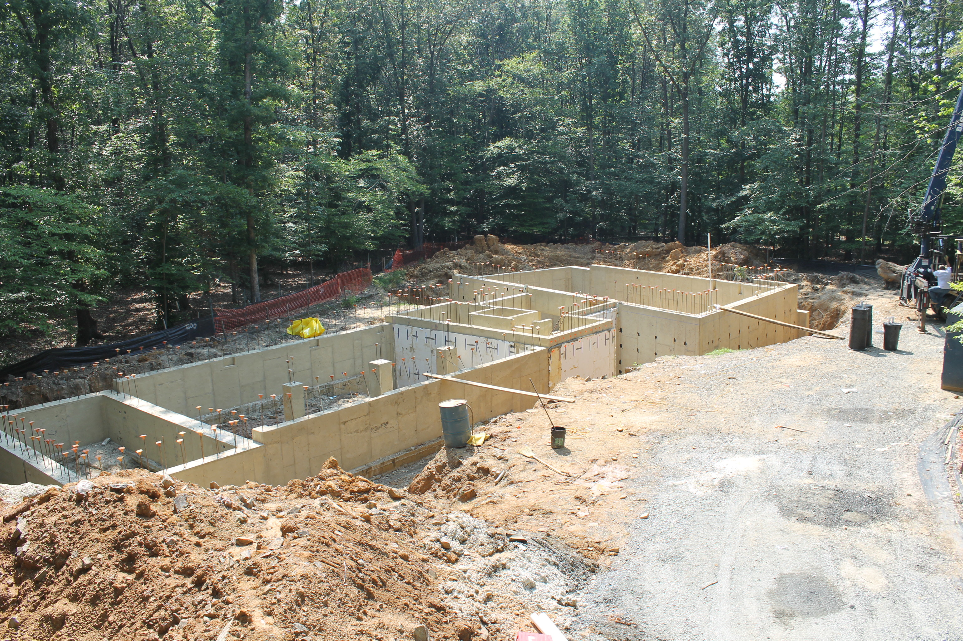 2013-07-17 Concret Wall Reveal