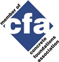 CFA Concrete Foundation Association Logo