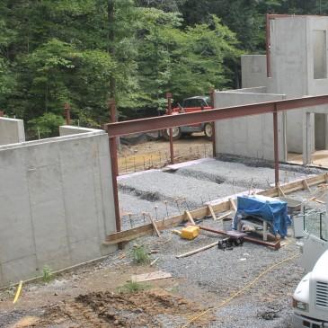 Garage slab archives bartley corp for Garage slabs