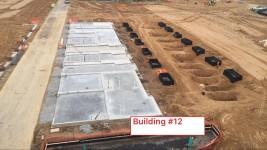 B04 Bartley EYA Montgomery Row Concrete Foundation