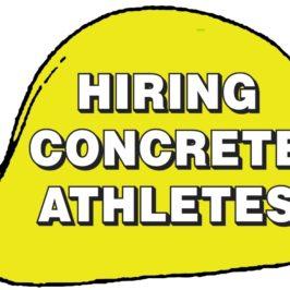 Hiring Concrete Athletes