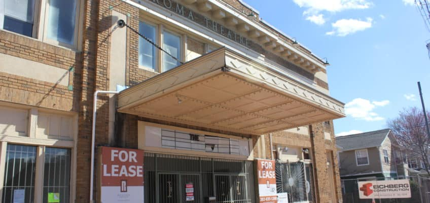 Takoma Theatre Front