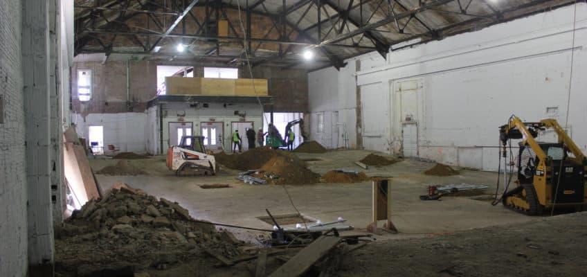 Takoma Theatre Interior Opposite View